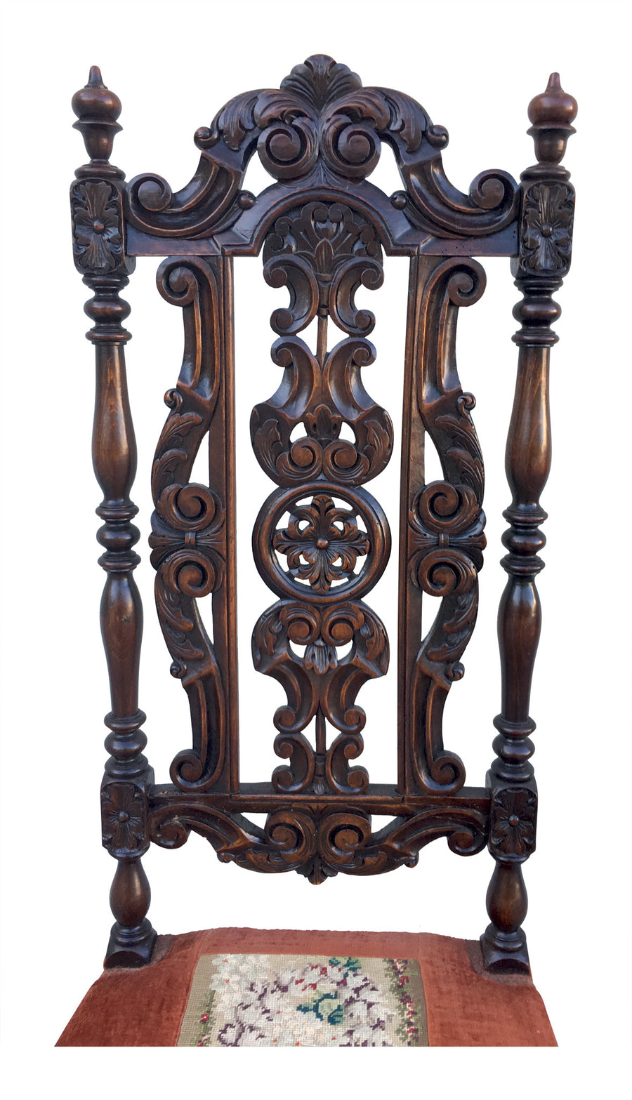 Walnut Hall Chair