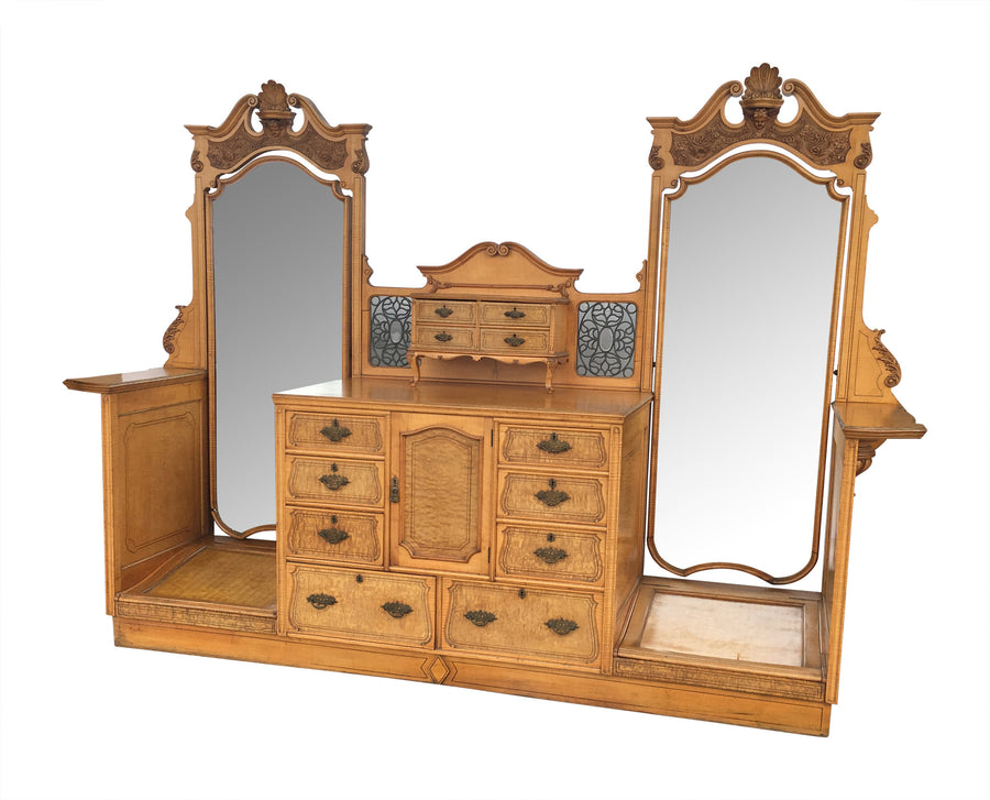 Double Princess Dresser