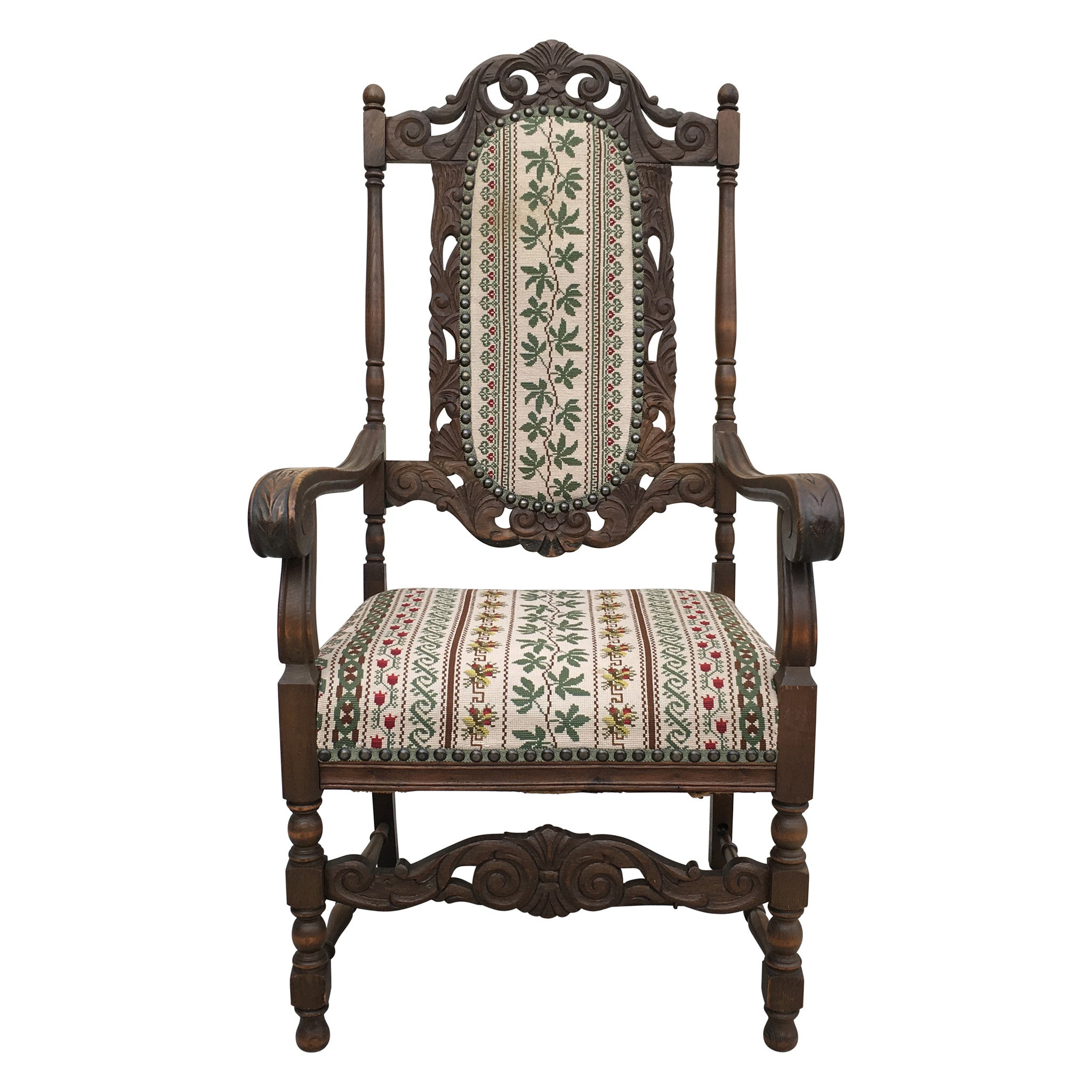 oak hall bergere armchair antique c english victorian chairs chair side carved