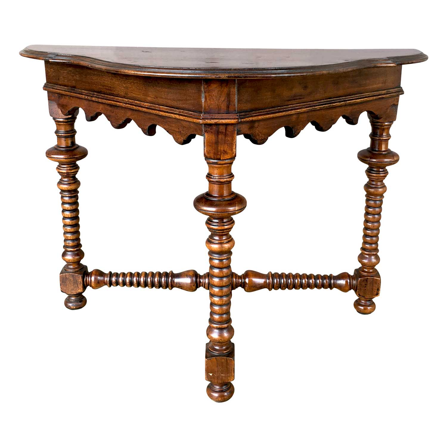 Tuscan Shaped Console