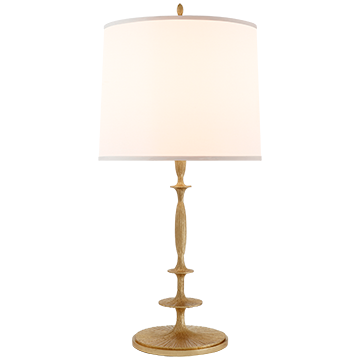Gilded Table Lamp