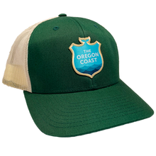 Load image into Gallery viewer, Oregon Coast Logo Trucker Hat
