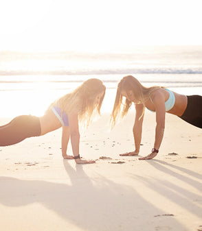 Summer Sand Workouts