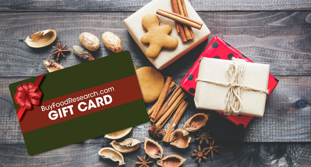 Holiday Electronic Gift Cards now available!