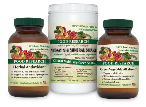 Antioxidants Products