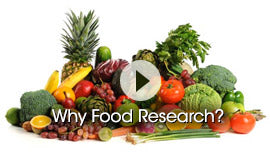 Why Food Research