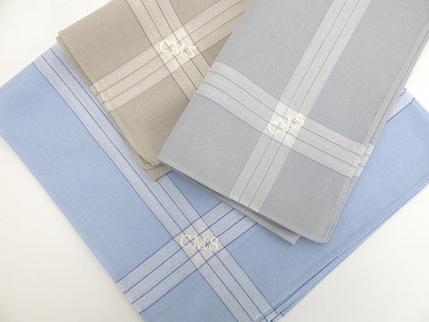 Men's Handkerchiefs Gift Sets