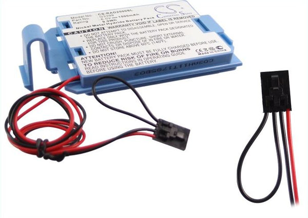 1500mAh Ni-MH Battery for DELL Poweredge 4600, Poweredge M2550
