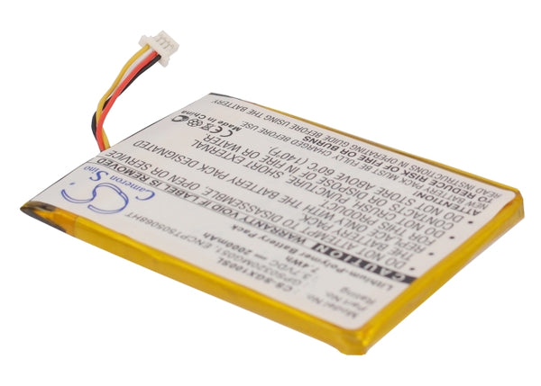 Replacement GPS0320MG051 Battery for SkyGolf SkyCaddie SGXw, SkyCaddie SGX-W, SkyCaddie SGX-W Rangefinder