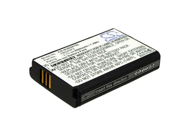 2000mAh HB5A5P2 Battery for SPRINT Mobile Hotspot U3200, EC5072, PCD EC5072, PCDH5072HS, U3200