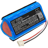 10200mAh INR18650-3S1P High Capacity Battery for Altec Lansing iMW678-BLK, iMW678-BLU, Omni Jacket