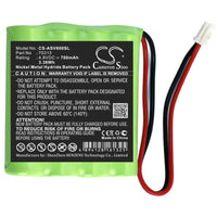 700mAh 70313 Battery for AstralPool VX 11T, VX 13T, VX 6T, VX 7T, VX 9T, VX Salt Chlorinator