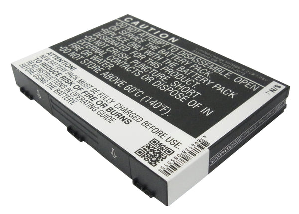 2400mAh W-6 High Capacity Battery for Netgear AirCard 781S 4G LTE Mobile Hotspot