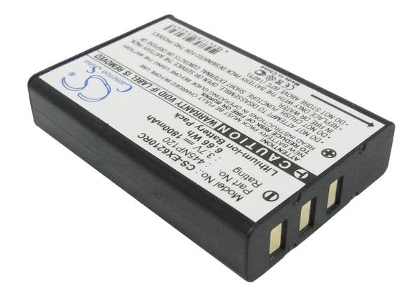 1800mAh Li-ion Battery for Edimax 3G-6210n Wireless 3G Portable Router