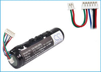 2200mAh Li-ion Battery with tools for Garmin DC30