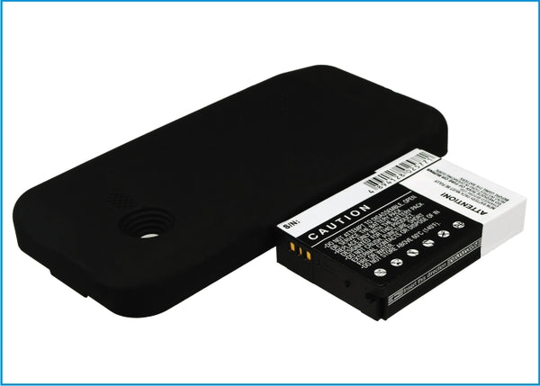 2200mAh High Capacity Battery for HTC Dream 100 series