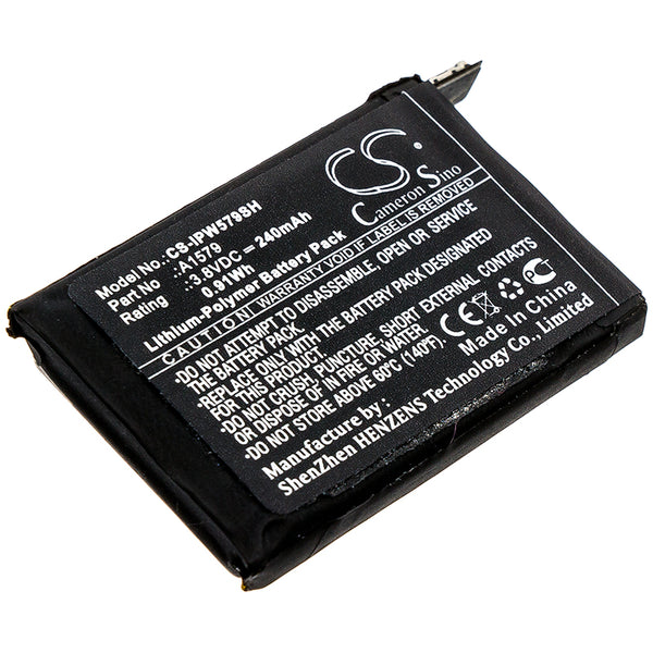 240mAh A1579 Battery for Apple iWatch 1st Gen 42mm