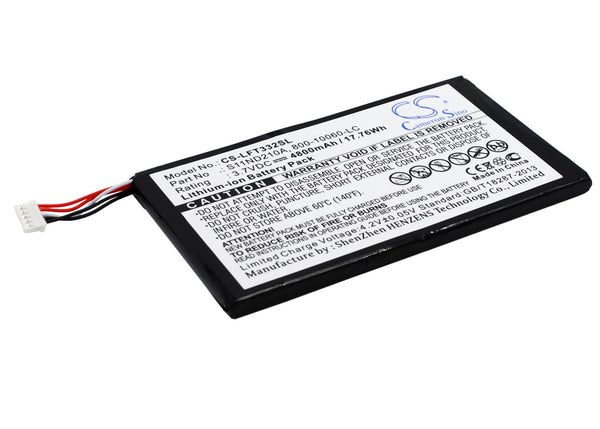 4800mAh 800-10060-LC, S11ND210A Battery for LeapFrog LeapPad Ultra 33200, LeapPad Ultra 83333, NABI2NV7A