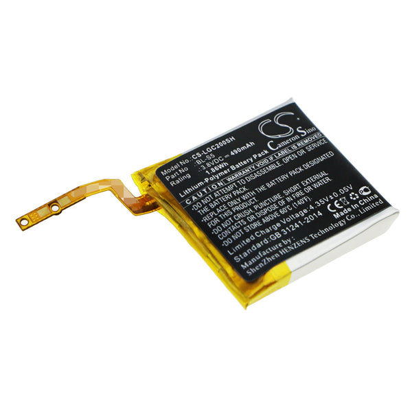 490mAh BL-S5 Battery for LG GizmoGadget VC200