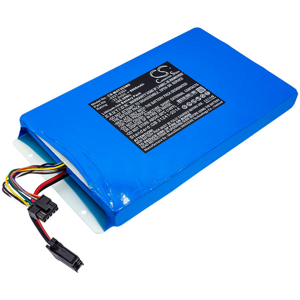 8800mAh Battery for Maquet 02270353, 0227-0353, 0227040203, 0227-040203