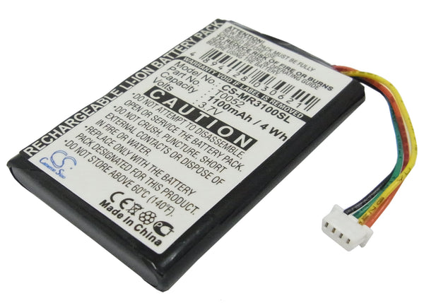 1100mAh Li-ion Replacement Battery with Tools for Magellan Maestro 3225