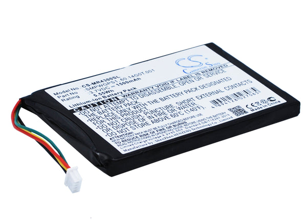 1500mAh Battery with Tools for Magellan Maestro 4350