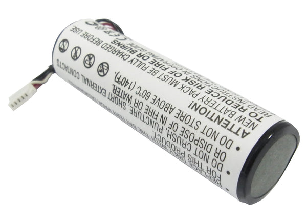 2200mAh Li-ion Battery with Tools for Magellan RoadMate 6000T