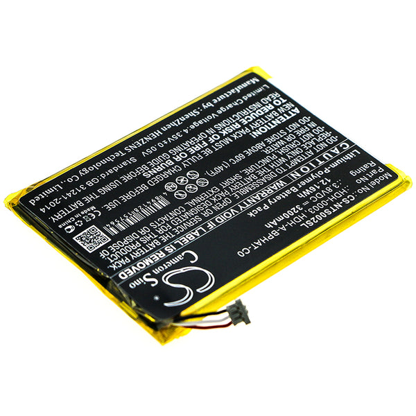 3200mAh HDH-0003, HDH-A-BPHAT-C0 Battery for Nintendo Switch Lite HDH-001 HDH-002, Switch Lite NS