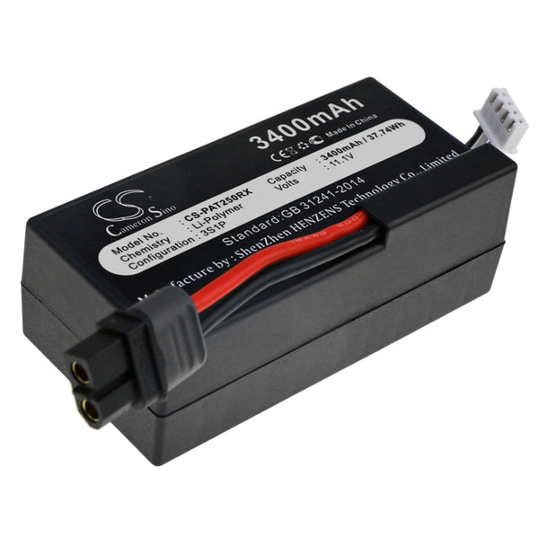 3400mAh PF070250 Battery for Parrot Disco