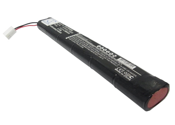 360mAh Ni-MH Battery Pentax PocketJet II Printer, PocketJet 3/3 Plus, PocketJet 3 Printer