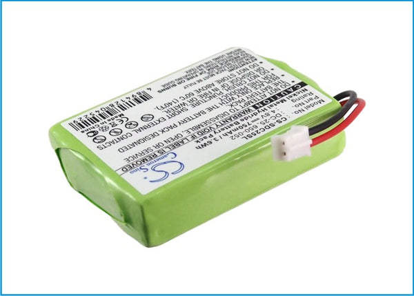 Replacement DC-25 Battery for SportDog Wetland 2000 SR200-IW