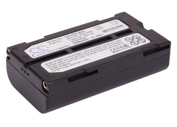 Replacement BDC46 Battery for Pentax DA020F DA-020F DistAngular