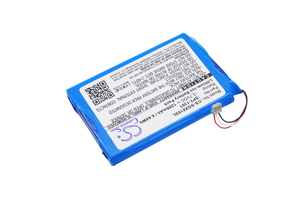 1200mAh SPT-1301 Battery for SkyGolf SkyCaddie Touch X8F-SCTouch
