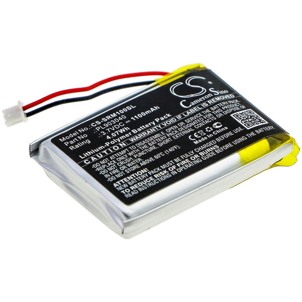 1100mAh PL903040 Battery for Schweizer LED Magnifier