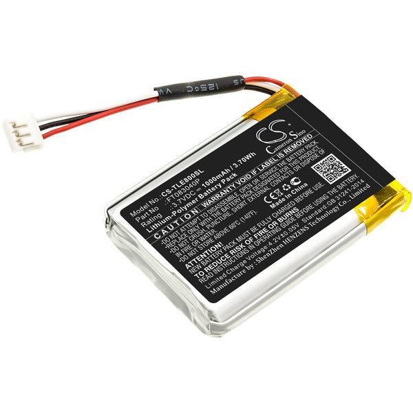 1000mAh FT083040P Battery for Turtle Beach Elite 800, Beach Elite 800x