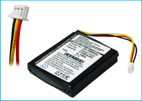 Replacement F650010252 Battery for TomTom One Europe