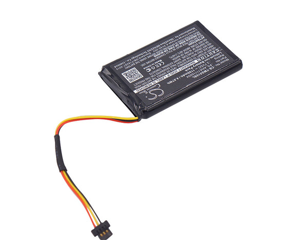 1100mAh AHA11110004, P5, P6 Battery for TomTom 4FA50 Go 510 Go 520 Go 520 WiFi