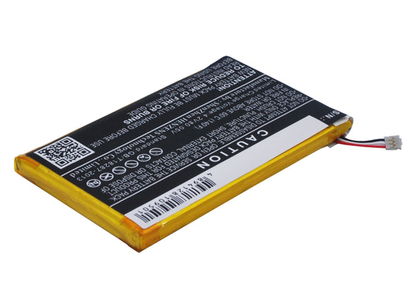 2500mAh Li3728T42P3h774771 Battery for T-Mobile ZTE MF915, SRQ-MF915, Z915 4G LTE HotSpot