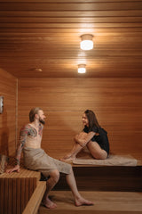 what does a sauna do