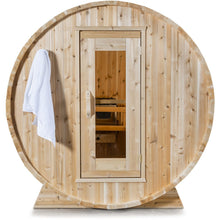 Load image into Gallery viewer, Dundalk 4 Person White Cedar Harmony Outdoor CTC22W