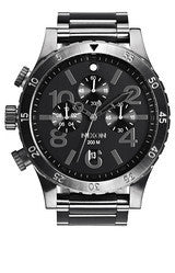 48-20 Chrono All Gunmetal