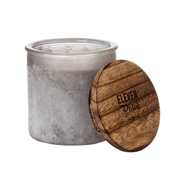 EP River Rock Candle