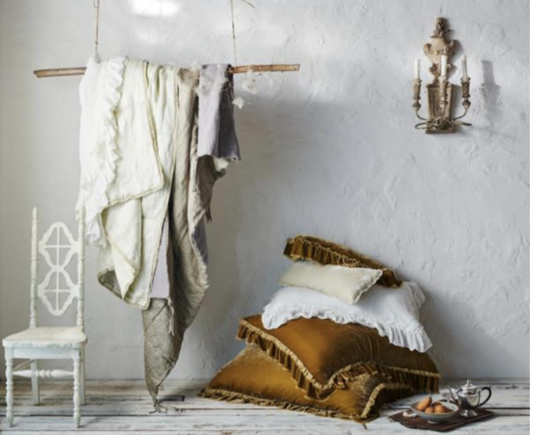 La Farre Markt carries Bella Notte Luxury Linens in Trussville, Alabama in store. luxury pillows, linens and more