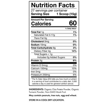 Load image into Gallery viewer, Anti-Inflammatory Blend nutrition label