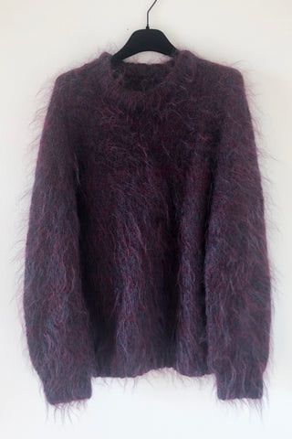 Mohair inspired knit