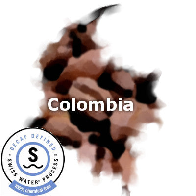 Colombian Swiss Water Decafe 16 oz