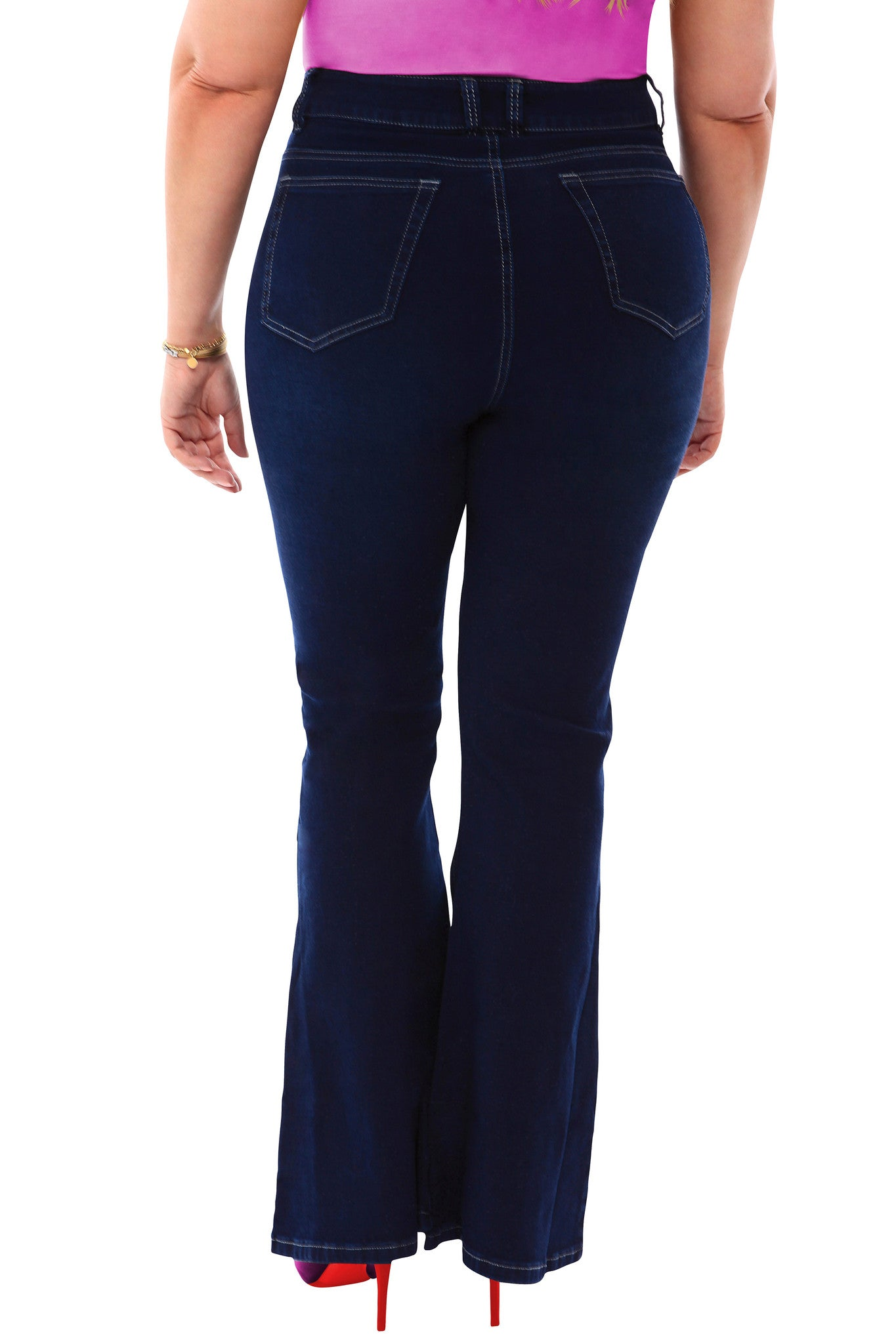 Stretch Jeans Plus Size HMjKE5xo