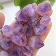 200 Gram Lot Of Small Amethyst Crystal Points