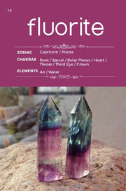 Crystal Gemstones and their Meanings (Digital eBook)