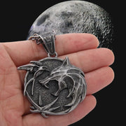 Wild Wolf Pendant - $29 PROMO FREE SHIPPING TODAY ONLY
